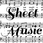 SM163-02 -- Once Upon a Tree -- Fill Me Up sheet music