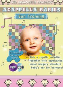 Acappella Babies DVD
