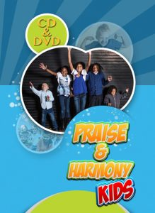 DVD235 -- Praise & Harmony Kids DVD/CD Set