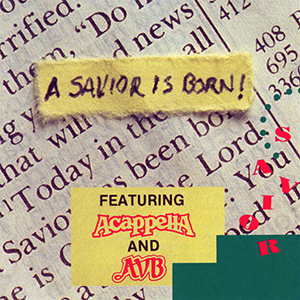 A Savior Is Born album