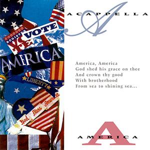 DG049 -- Acappella America Digital Album