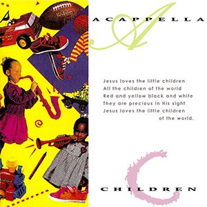 Acappella Children album