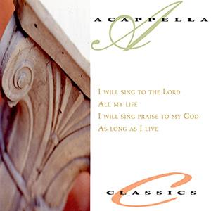 Acappella Classics album