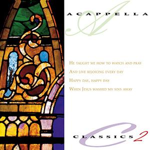 DG135 -- Acappella Classics 2 Digital Album