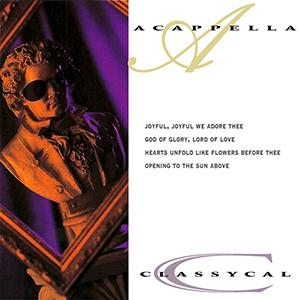 Acappella Classica album