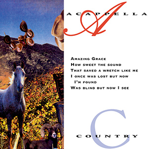 DG057 -- Acappella Country Digital Album