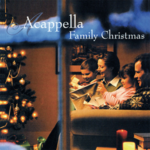 DG153 -- Acappella Family Christmas Digital Album