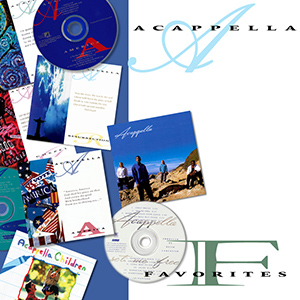 Acappella Favorites album