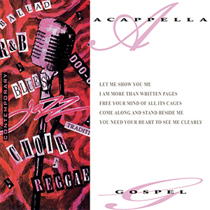 DG085 -- Acappella Gospel Digital Album