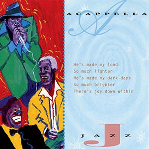 Acappella Jazz album
