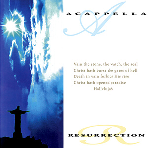 DG073 -- Acappella Resurrection Digital Album