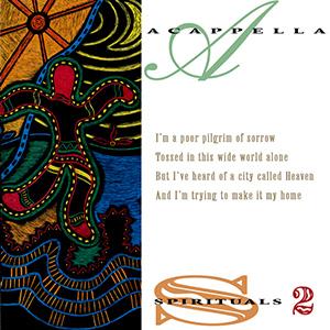 Acappella Spirituals 2 album