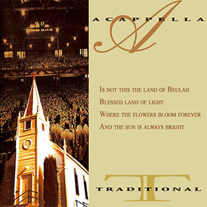 CD105 -- Acappella Traditional CD
