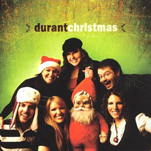 DG203 -- Durant Christmas Digital Album