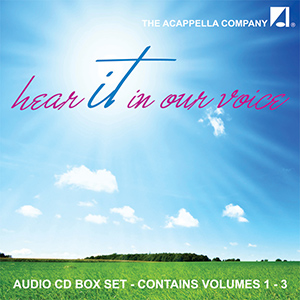 DG Box Set 101 -- Hear It in Our Voice Set (Vol. 1-3) Digital Album