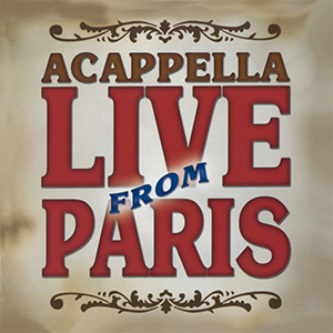DG173 -- Live from Paris Digital Album