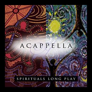 Acappella Spirituals Long Play album