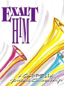Exalt Him songbook