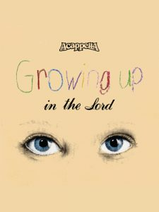 Growing Up in the Lord songbook