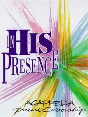 In His Presence songbook (Print format)