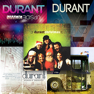 Holiday Sale 2017 -- Durant CD Bundle