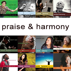 Holiday Sale 2018 -- 14CD-2DVD -- Praise & Harmony Bundle