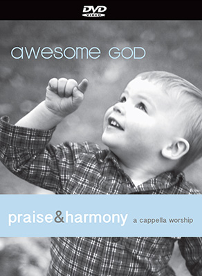 DVD191 -- Awesome God DVD