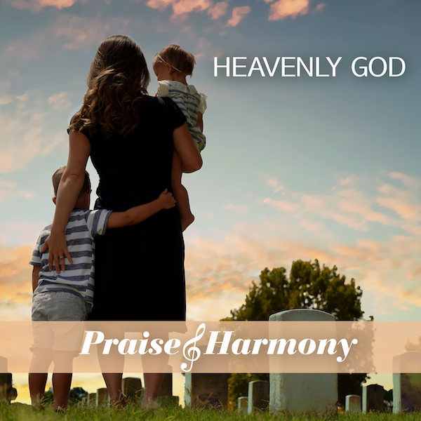 DG265 -- Heavenly God Digital Album