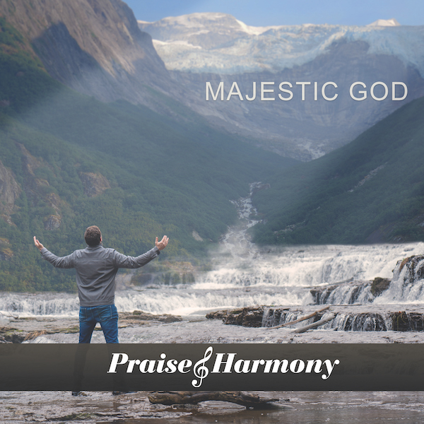 DG269 -- Majestic God Digital Album