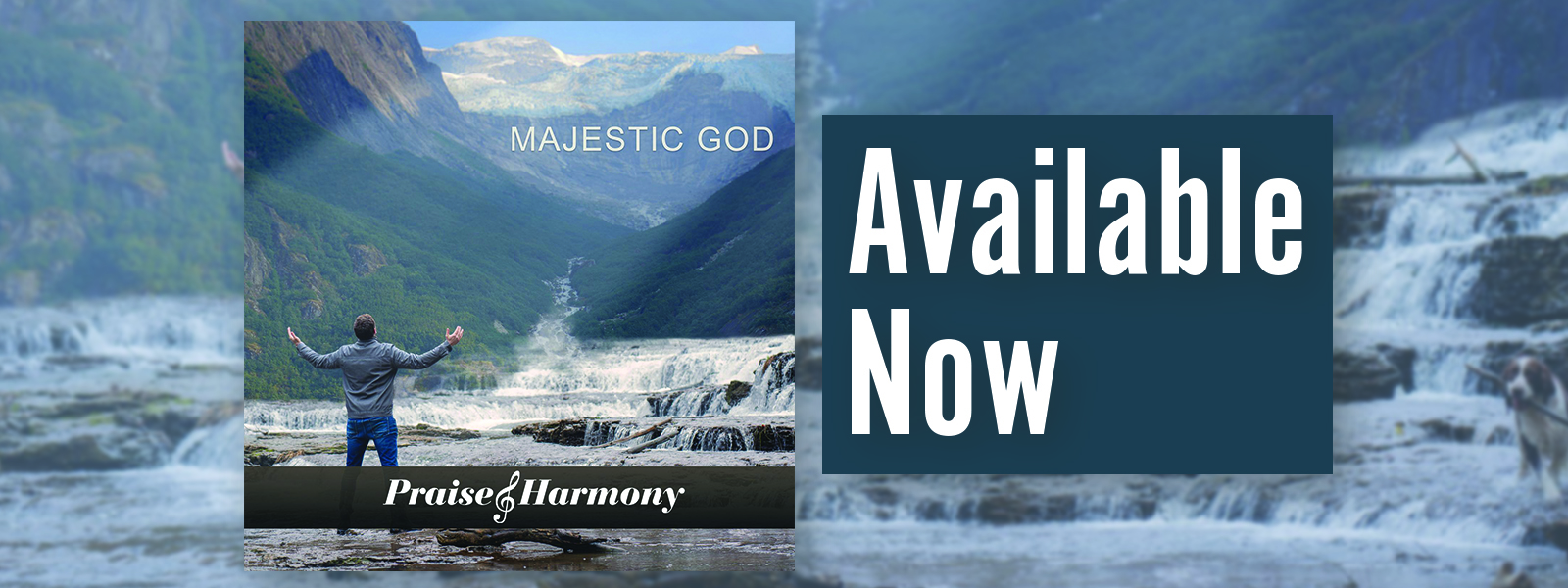 Store Banner for Majestic God