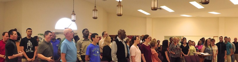 """""""Take The Lord With You"""" singing mission in Grand Cayman"""