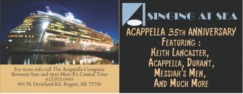 Singing Cruise Vacation with Acappella featuring Cruiser's Photos