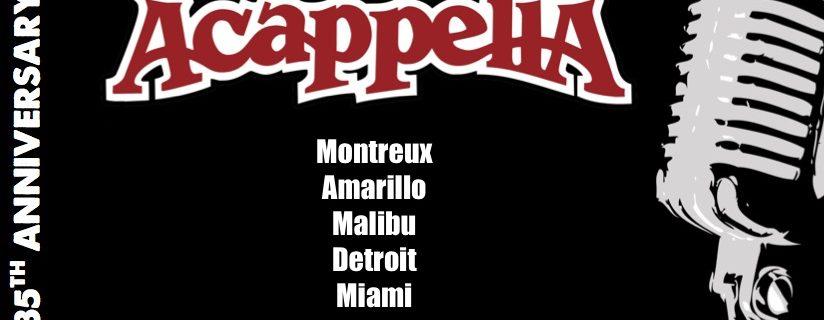 Epic Acappella Concerts