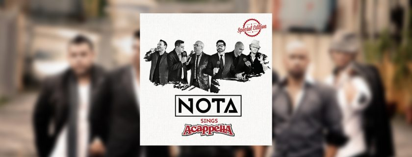 NOTA records tribute to ACAPPELLA